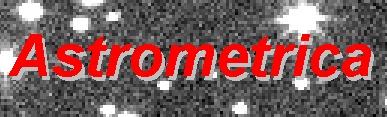 Astrometrica Logo